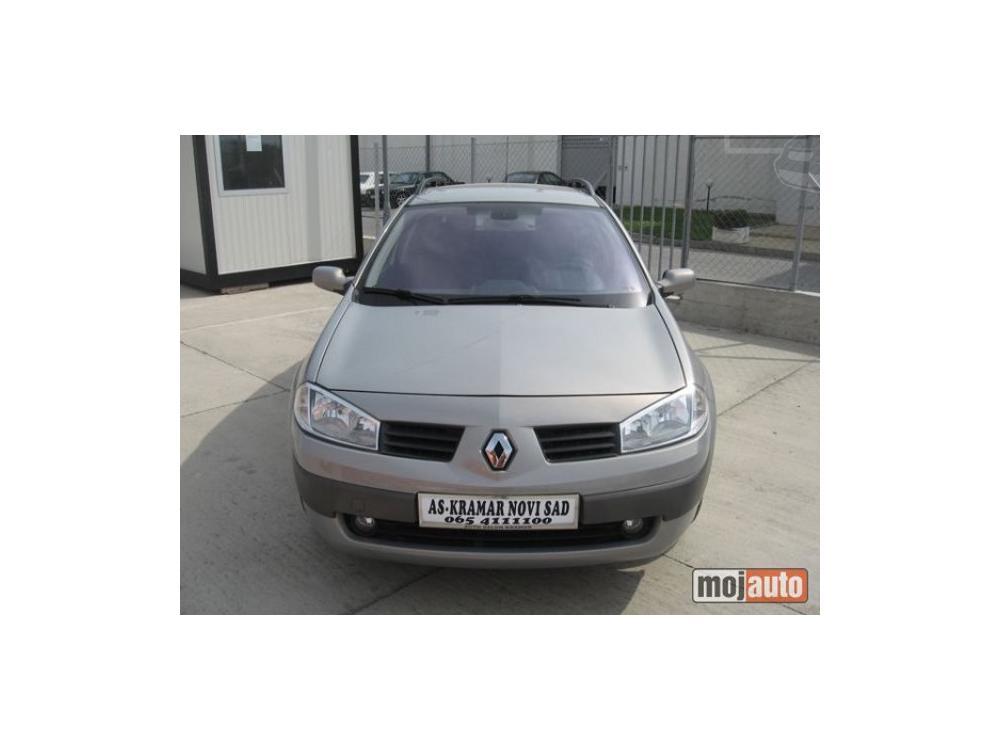 Prodám Renault Megane 1.9DCI