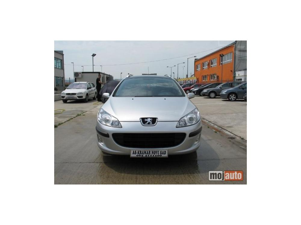 Prodám Peugeot 407 1.6 HDI