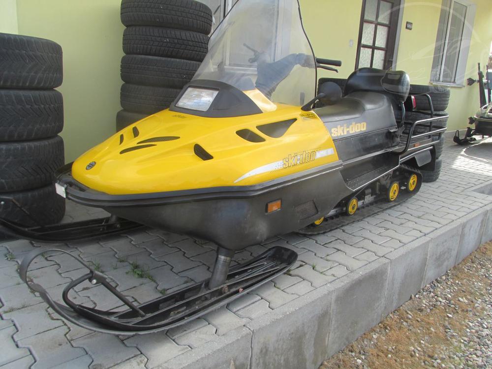 Prod�m Bombardier Ski-Doo