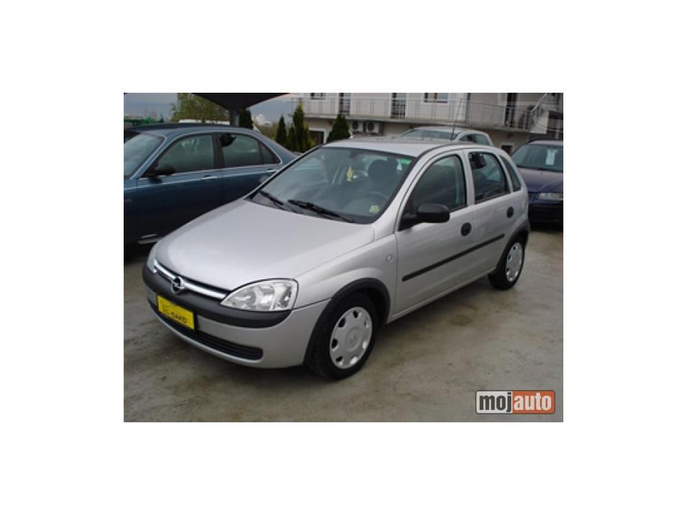 Prod�m Opel Corsa 1.7 DI