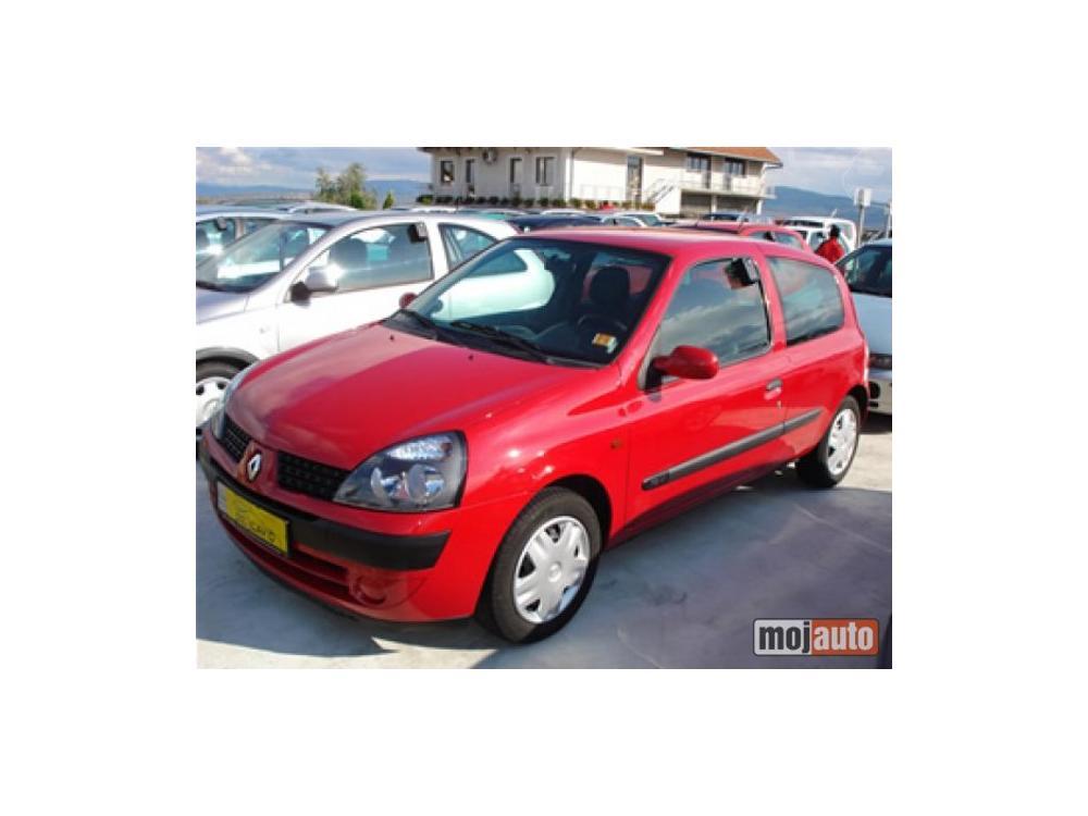 Prod�m Renault Clio 1.2