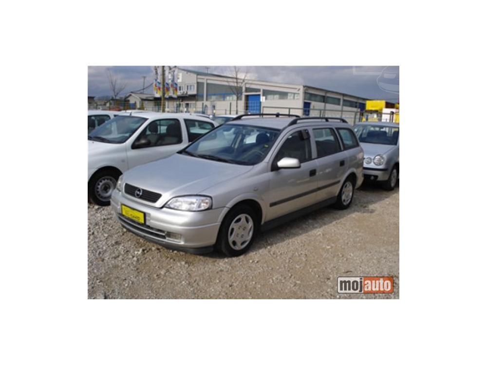 Prodám Opel Astra 1.7