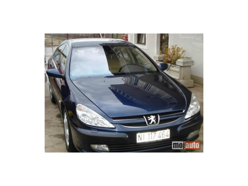 Prodám Peugeot 607