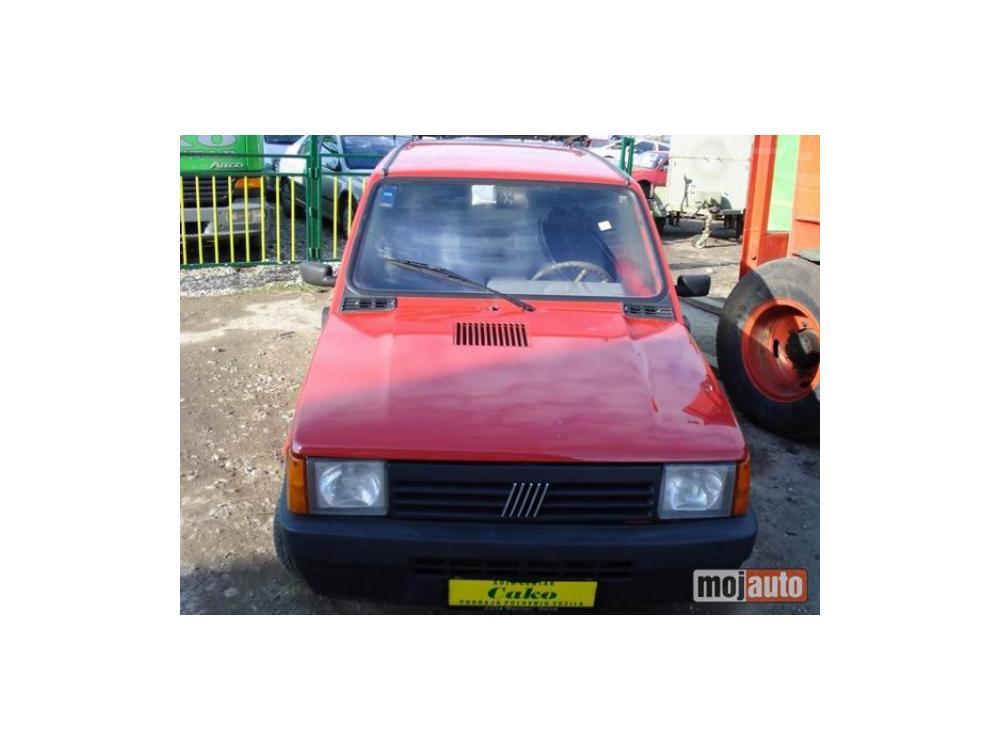 Prodám Fiat Panda 1.1