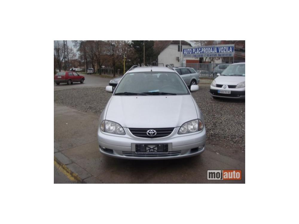 Prodám Toyota Avensis 2.0 D-4D