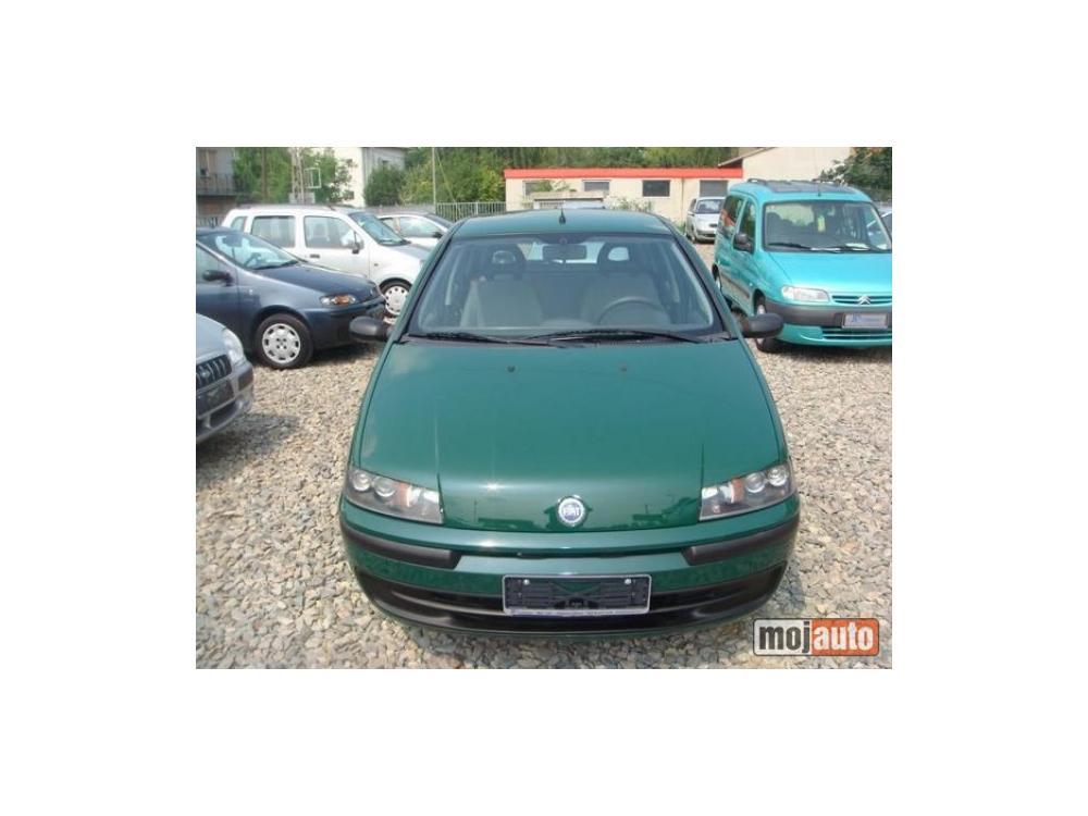 Prodám Fiat Punto 1.9 d