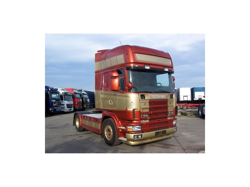 Prodám Scania 164 L 580 TOPLINE V8