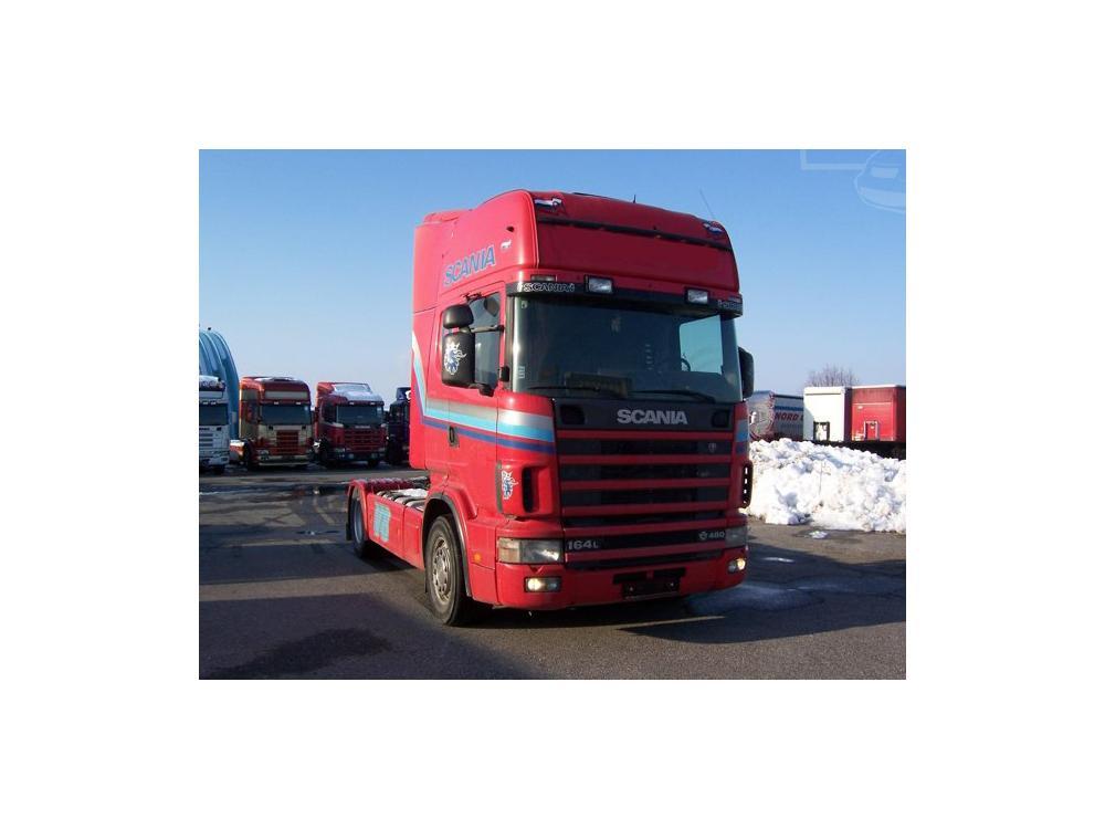 Prodám Scania 164 L 480 Topline, Retarder