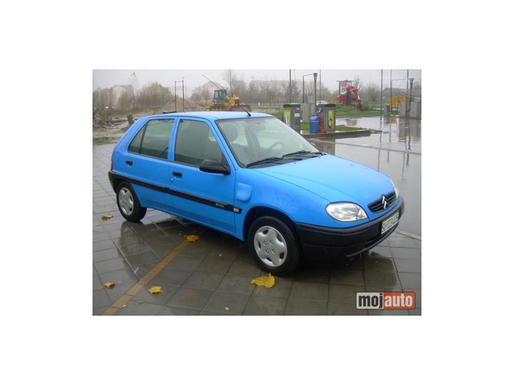 Prodám Citroën Saxo