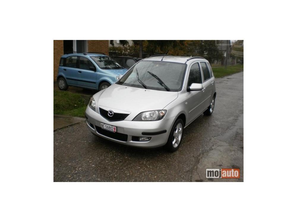 Prod�m Mazda 2 1.6 16v