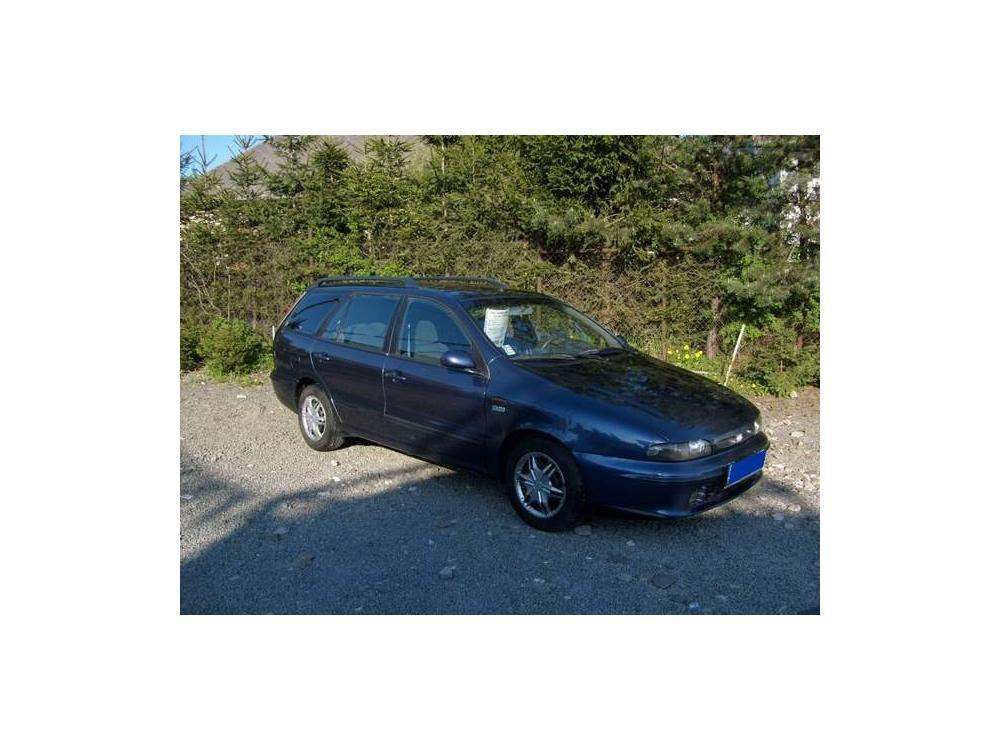 Prodám Fiat Marea 1,9 TD