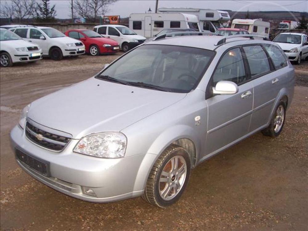 Prod�m Chevrolet Nubira 2,0 Tcdi klima ,serviska  CDX