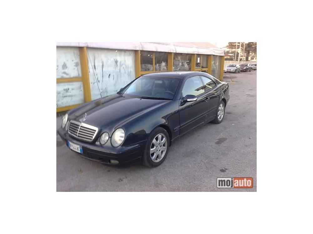 Prodám Mercedes-Benz CLK 200 200 kompresor