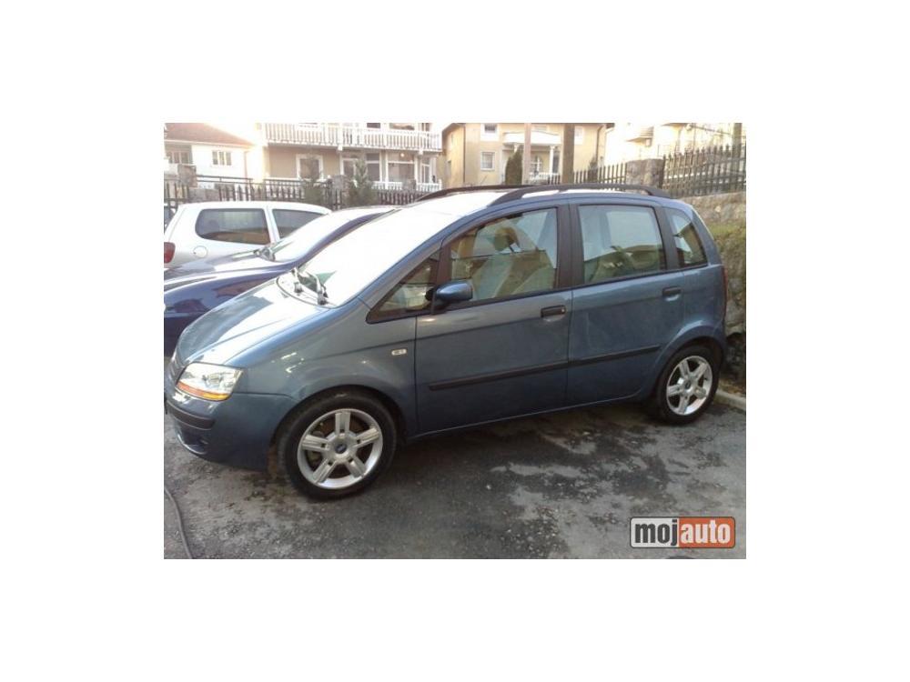 Prodám Fiat Idea 1.9 mjet