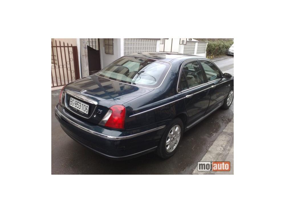 Prodám Rover 75 2.0 CDTI
