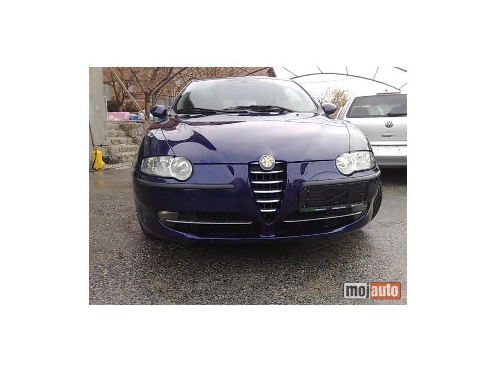 Prodám Alfa Romeo 147 1.6 16v T.S