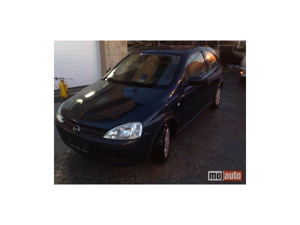 Prodám Opel Corsa 1.0