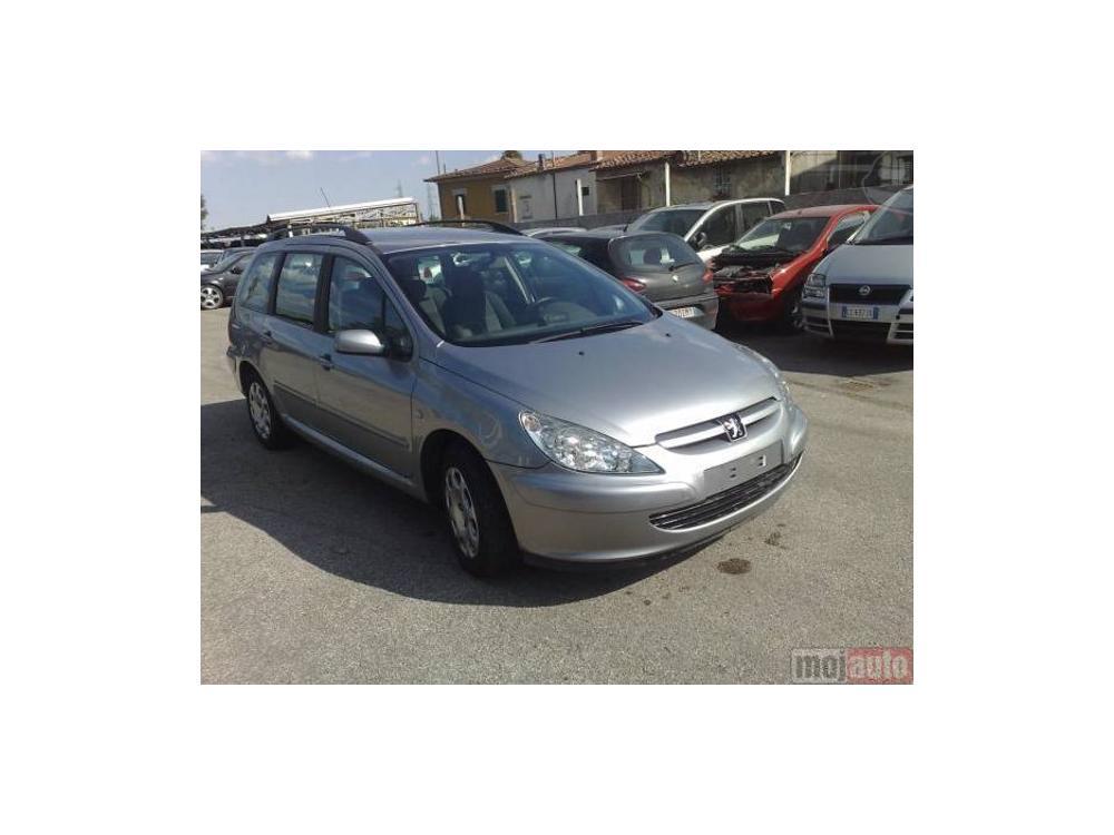 Prodám Peugeot 307 1.6 HDI 110 KS