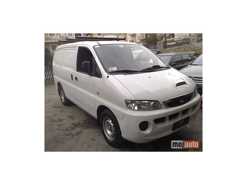 Prodám Hyundai H1 KLIMA