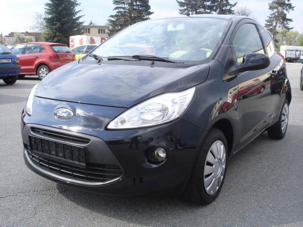 Prodám Ford Ka 1.25i 51kW,Titan.Individual,Klima