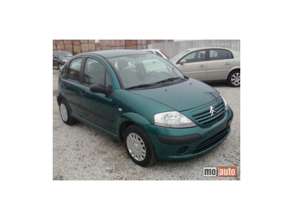 Prodám Citroën C3 1.1