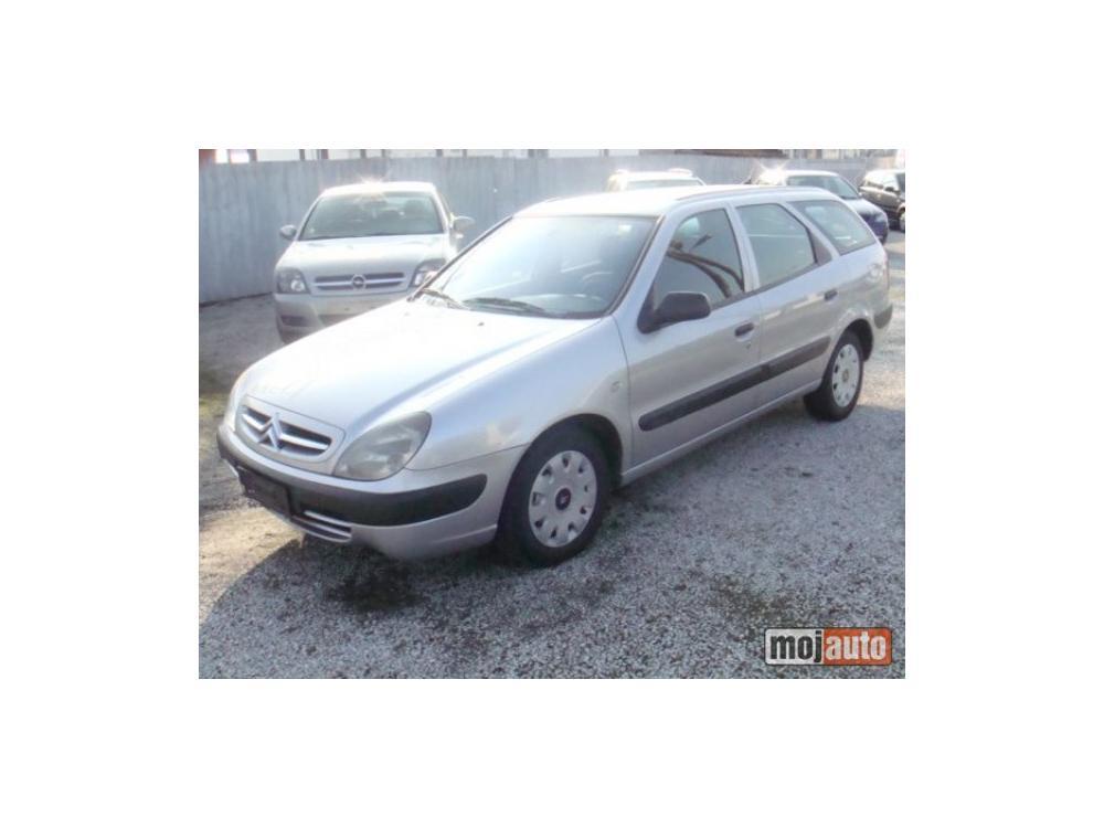 Prodám Citroën Xsara 1.9td