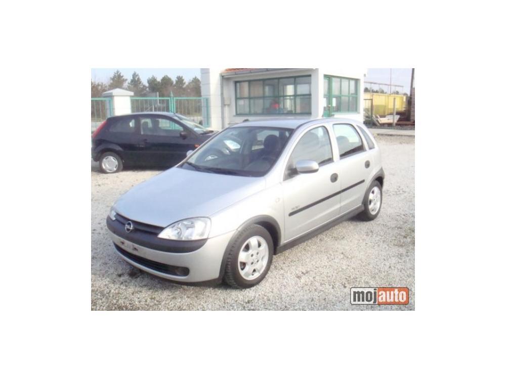 Prodám Opel Corsa 1.7 dti
