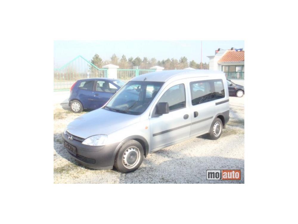 Prodám Opel Combo 1.7 dti