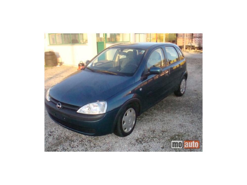 Prodám Opel Corsa 1.2/16V