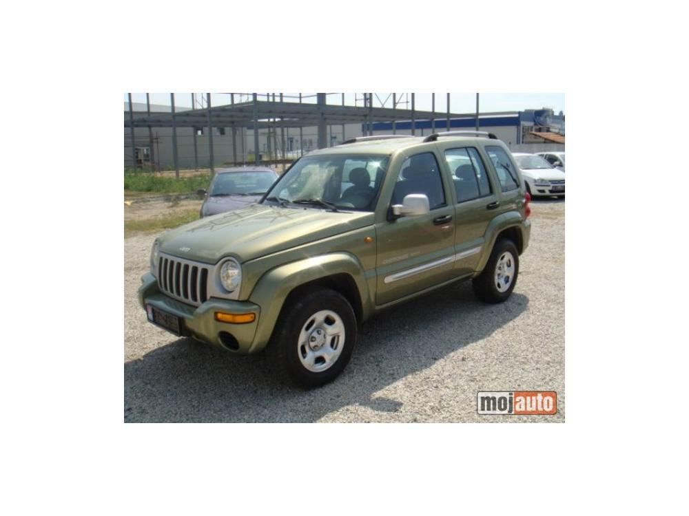 Prod�m Jeep Cherokee Sport