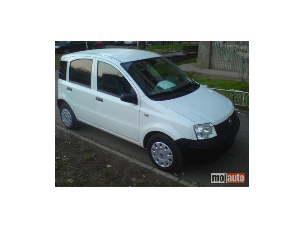 Prodám Fiat Panda 1.3 multijet