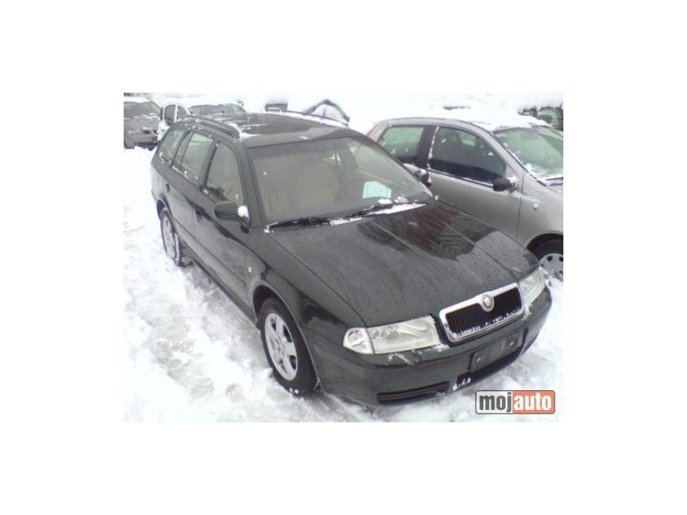 Prodám Škoda Octavia 1.9 tdi karavan