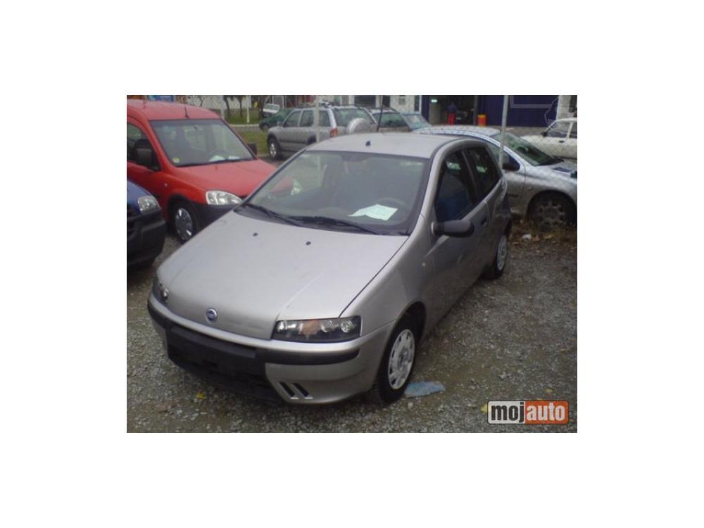 Prodám Fiat Punto 1.2 benzin