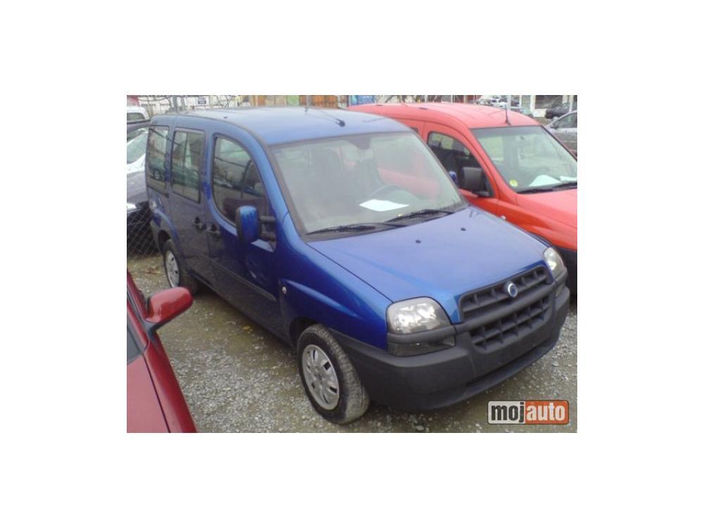 Prodám Fiat Dobló 1.9 jtd 5 vrata