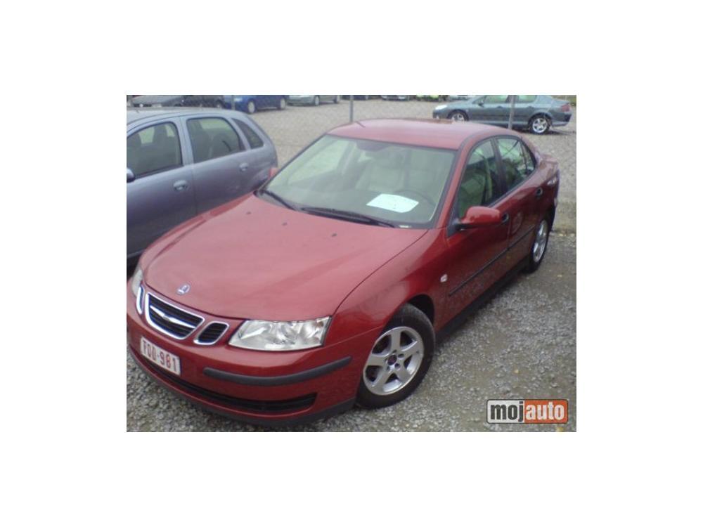 Prodám Saab 9-3 1.9 TiD