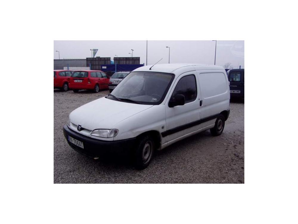 Prodám Peugeot Partner