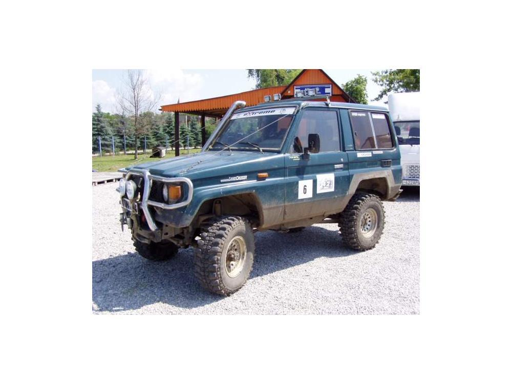 Prodám Toyota Land Cruiser