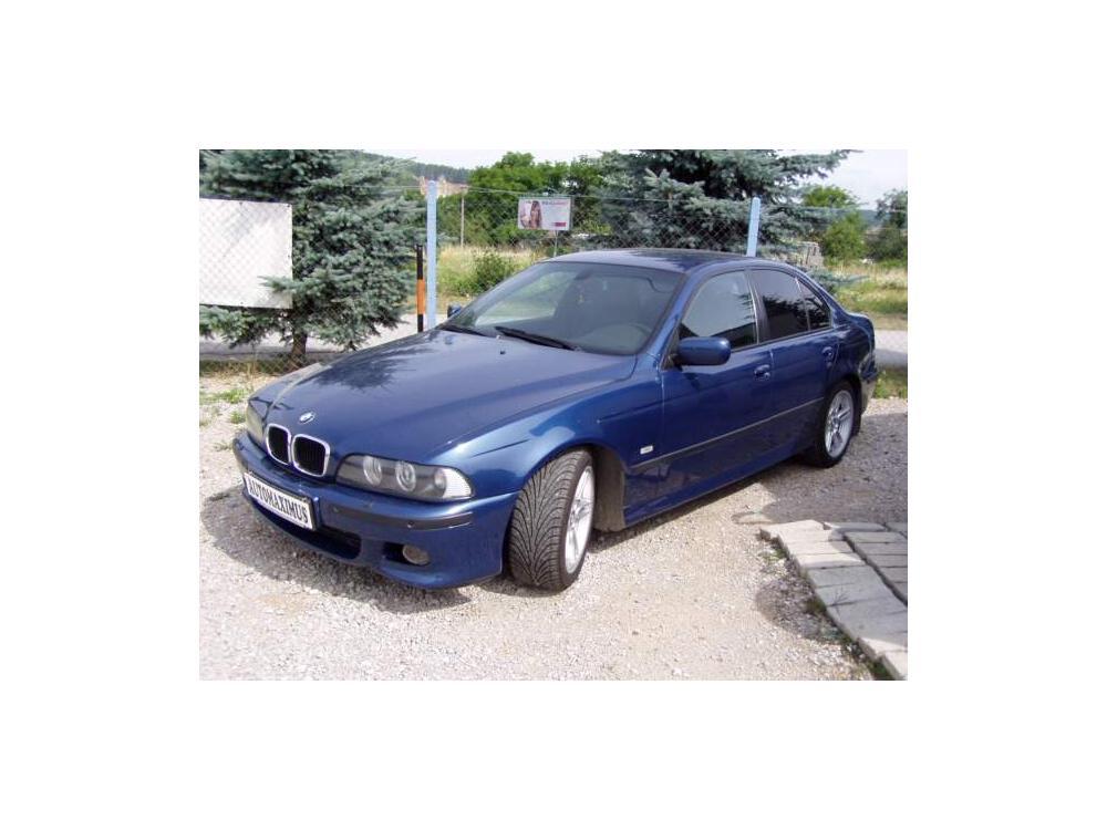 Prodám BMW 530