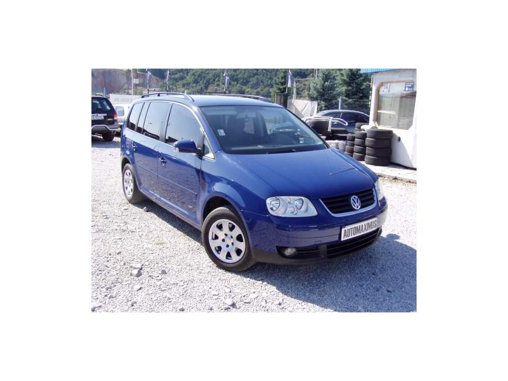 Prodám Volkswagen Touran 2,0 Tdi