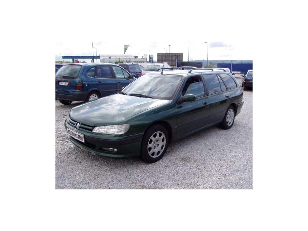 Prodám Peugeot 406