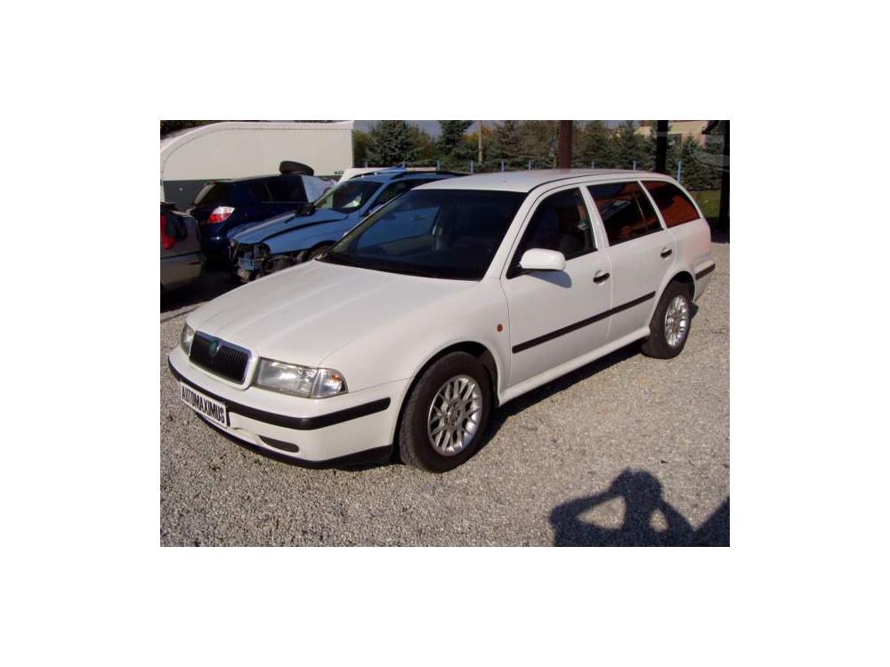 Prodám Škoda Octavia 1,9Tdi