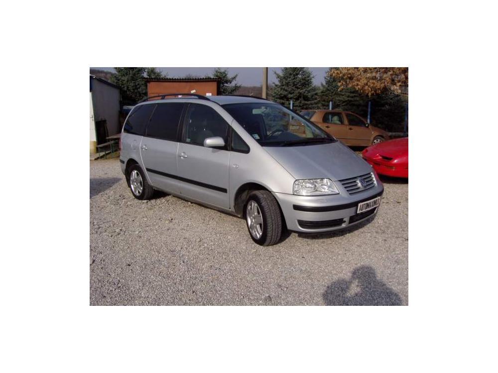 Prodám Volkswagen Sharan