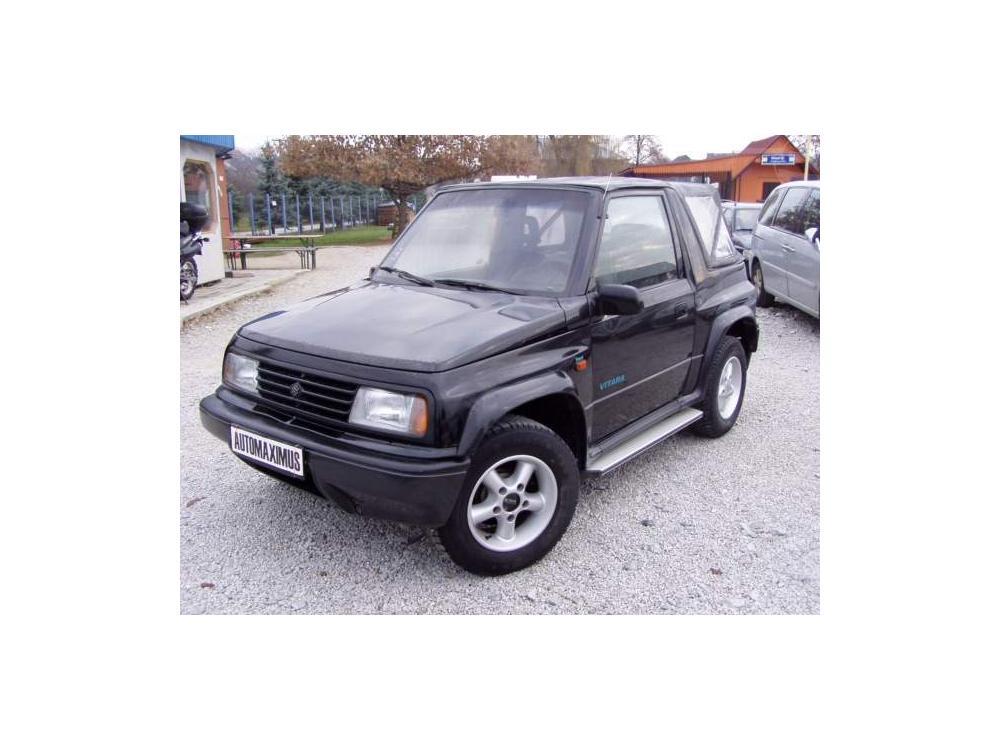 Prodám Suzuki Vitara 1,6