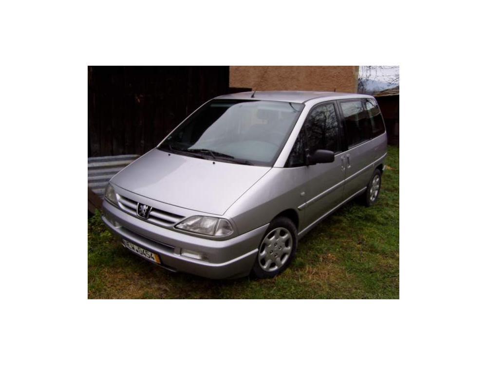 Prodám Peugeot 806 2.0.HDI.