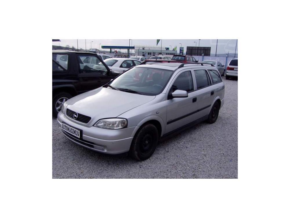 Prodám Opel Astra Caravan