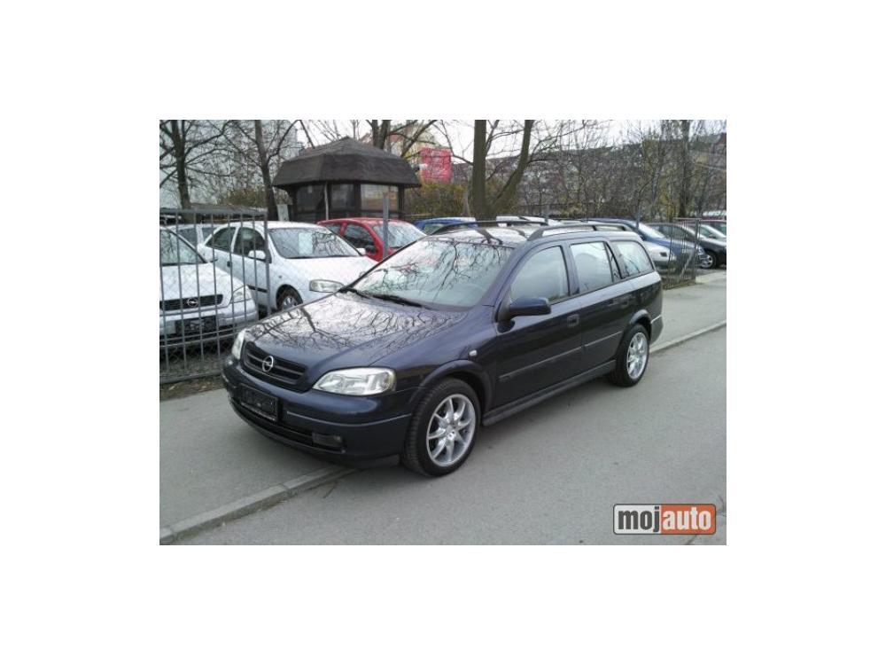 Prodám Opel Astra 2.0 dt