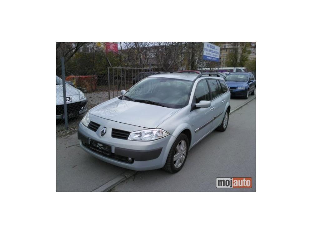 Prodám Renault Megane 1.9 dci