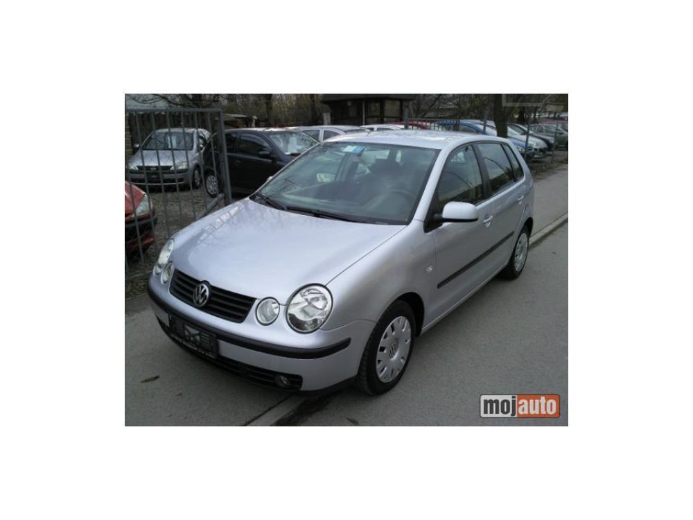 Prodám Volkswagen Polo 1.2