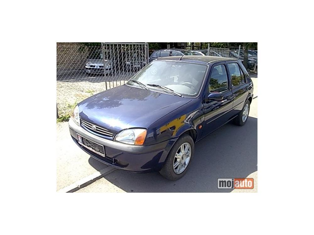 Prodám Ford Fiesta 1.8 tddi