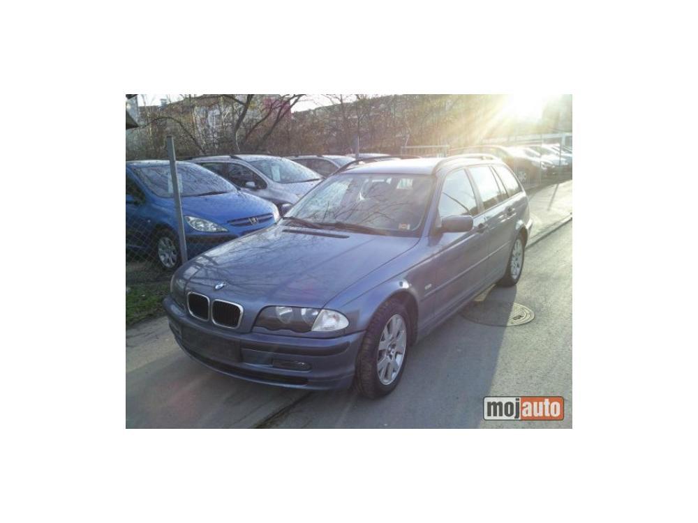 Prodám BMW 318 1.8